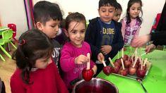 Okulöncesi aile katılımı etkinliğimiz elma şekeri - YouTube Caramel Apples, Cake, Youtube, Desserts, Food, Tailgate Desserts, Deserts, Kuchen, Essen