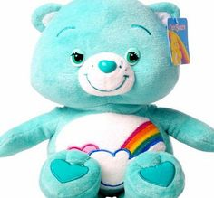 ENVI Bashful heart bear 12`` care bear soft toy Superior Quality Bashful Heart Care Bear .Soft plush toy. Size approx. 12(30 cm). Officially licensed and labelled product. (Barcode EAN = 5038104903243). http://www.comparestoreprices.co.uk/care-bears/envi-bashful-heart-bear-12-care-bear-soft-toy.asp