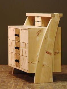 Möbel aus Zirbenholz - dLoigoma