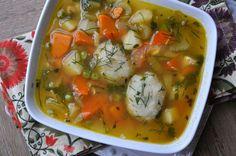 gluten free chicken dumpling soup recipe