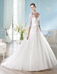 St. Patrick presenta l'abito da sposa Halima della colezione Glamour 2014. | St. Patrick