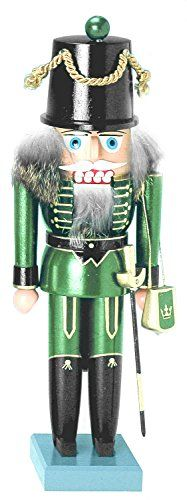 KWO Danish Officer German Nutcracker  Made in Germany * You can get additional details at the image link.