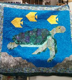 Sea Turtle pattern by Counted Quilts