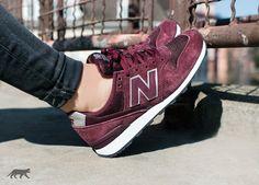 New Balance wr996hb (Burgundy)