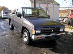 1991 Nissan Pickup - Great truck, but had to trade it in for Emma. July 1991-September 1992.