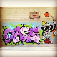 oasis graffiti