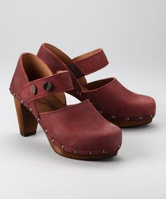 something about a clog...