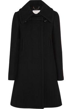 Chloé|Mantel aus einer Wollmischung|NET-A-PORTER.COM