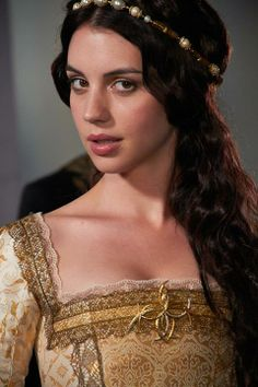 .Adelaide Kane ~ Reign - Mary, Queen of Scots.