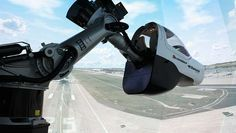 This Robotic Flight Simulator Is A New Tool For Training Pilots   Popular Science