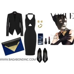"""Date Night in the Big City"" by bagabond on Polyvore"