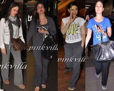 Kareena Kapoor in track pants: Yay or Nay? | PINKVILLA