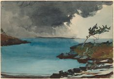 Winslow Homer The coming storm