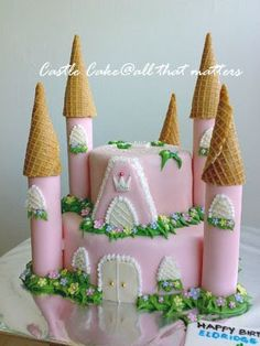 All That Matters: Castle Cake Ver. 2.0