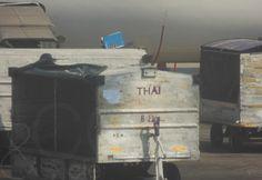 le départ, Thaïlande, ©Corinne Granger
