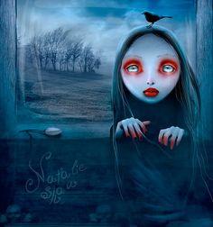 ilustración de Natalie Shau