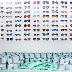 Ending the year off with our annual Sunnies giveaway to all employees! #sunniesHQ #sunniesstudios | Sunnies Studios