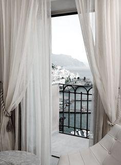 Grand Hotel Convento| view of Atrani | Amalfi