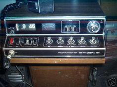 "CB radio - My First ""Cell Phone"""