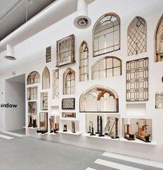 VENTANA. Elements of Architecture. Pabellón Central, Bienal de Arquitectura de Venecia 2014. Fotografía © Francesco Galli. Cortesía la Biennale di Venezia.