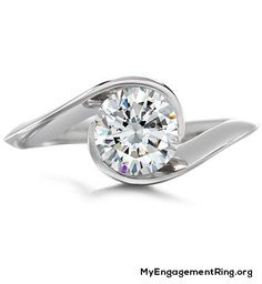 This ring looks like perfectiong #engagementring #ring