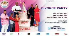 KOMIKO COMEDY ARTCLUB: Divorce Party. Réservation 54 49 16 16 / 471 1332 | Adverts - Latest Divorce Party, Us Supreme Court, Make Sense, Online Marketing, Comedy, Entertainment, Comedy Theater, Entertaining, Comedy Movies