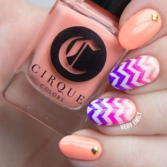 Very Emily » What's Up Nails – Marbled Zig Zag Vinyls from WhatsUpNails.com @whatsupnails