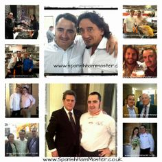 The 2013 is nearly over...it is time to say thank you to all customers, friends and personalities who has come with us during this year. It has been a wonderful pleasure to be with you!!! Jamón Iberico de Bellota, Cebo y Jamón Serrano. www.spanishhammaster.co.uk