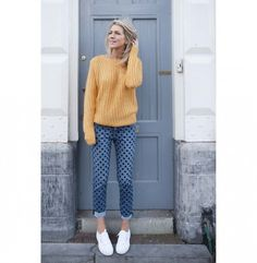 Sweater Clio Golden Yellow