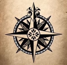 Ideas Tattoo Compass Design True North For 2019 North Star Tattoos, Nautical Star Tattoos, Rose Tattoos, New Tattoos, Tattoos For Guys, White Tattoos, Ankle Tattoos, Arrow Tattoos, Temporary Tattoos