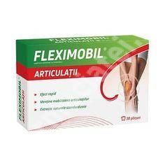 Fleximobil Articulații, 30 plicuri, Fiterman Pharma : Farmacia Tei Personal Care, Pharmacy