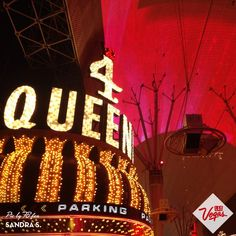 Some things just never go out of style. #Vintage #Vegas #DowntownLasVegas #FremontStreet #FourQueens