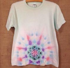 曼荼羅 タイダイ染めTシャツ M | TKHOMEfactory
