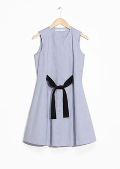& Other Stories | A-line Cotton Dress