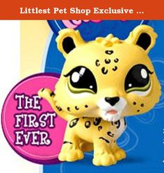 Littlest Pet Shop Exclusive Limited Edition Figure Jaguar. This Brand New JAGUAR is still in its box and packaging! Only available through the mail and will never be sold in stores. Limited Edition Pet is the first Ever Jaguar and will only be around for a short time! Great for Collectors!.