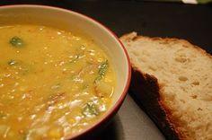 Basil corn chowder. My favorite vegan soup, hands down.