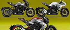 BikeLeaks. Honda CB1000R 2018: Así podría ser... - Motorbike Magazine