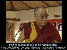 Dalai Lama: La importancia de la mujer para promover  la paz a través del diálogo.