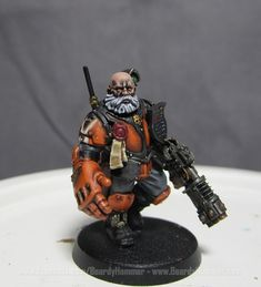 The Rogue Trader is an integral part of the Warhammer universe - effectively being the commercial expansion of the Imperium. Warhammer Imperial Guard, 40k Imperial Guard, Warhammer 40k Figures, Warhammer 40k Miniatures, 28mm Miniatures, Fantasy Miniatures, Guardia Imperial 40k, Warhammer Inquisitor, Rogue Traders