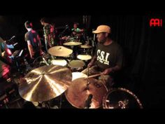 "▶ Robert 'Sput' Searight Snarky Puppy ""What About Me"" Live - YouTube"