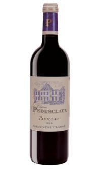 """MyGoodWines - """"Château Pedesclaux"""" Grand Cru Classé de Pauillac - Vin de Bordeaux"""