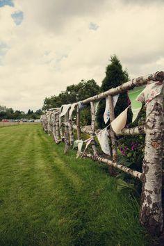 """Glastombecci"" – A Music Festival Wedding: Becci & Tom · Rock n Roll Bride"