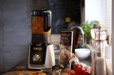 Philips Cuoci e Frulla Avance Collection. Il primo frullatore che permette anche cuocere e cucinare in soli 25 minuti risparmiando tempo.