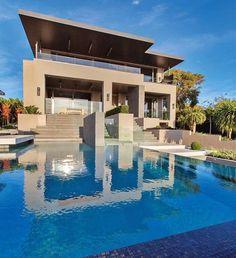 Follow @highclass_homes for more! – Bayside Dream Home  Designed by COS Design – | © All credits correspond to photographer/designer/owner/creator | Repost via @dopedecors
