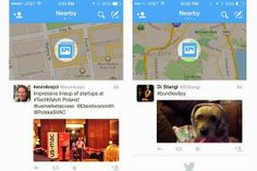 Twitter is being tested in Florida a mobile app called Twitter Nearby that allows you to locate on a map the messages nearby. A function that already exists on various Twitter clients. - See more at: net4tech