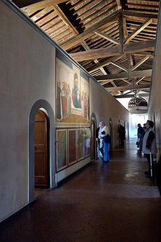 Florence Museo di San Marco #TuscanyAgriturismoGiratola
