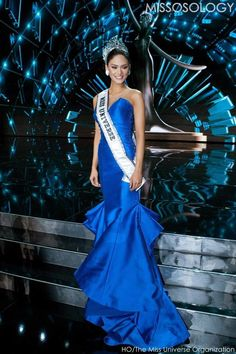 Pia Alonzo Wurtzbach - Philippines - Miss Universe 2015 Miss Universe Gowns, Miss Universe Costumes, Miss Universe 2015, Selena Quintanilla Perez, Pia Wurtzbach Style, Cocktail Dresses Evening Wear, Miss Universe Philippines, Beauty Contest, Beauty Pageant