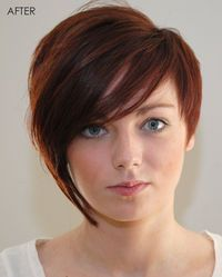 great short haircuts shape on shaped faces 1271 | 113d8001f5e251904e1271e77c246880