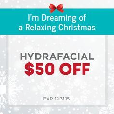 Specials to help you overcome holiday shopping-block! Get yours today! 863.646.3376