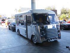 custom step van